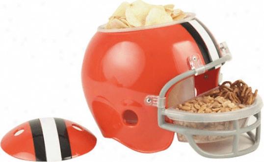 Cleveland Browns Snack Helmet