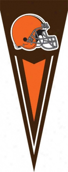 Cleveland Browns Yard Pennant