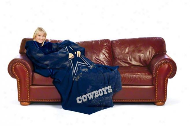 Dallas Cowboys 48c71 Smoke Huddler Throw