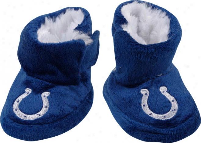 Dallas Cowboys Baby Slipper Boot