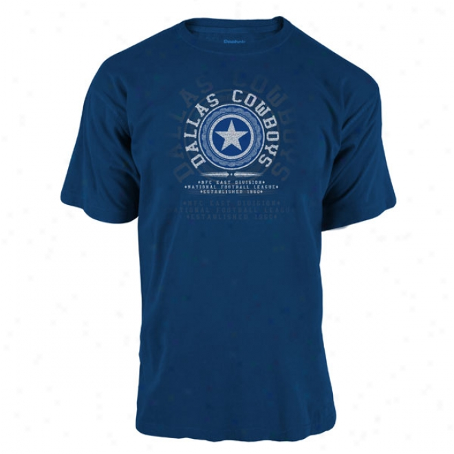 Dallas Cowboys Old Collectible Pigment Dyed T-shirt