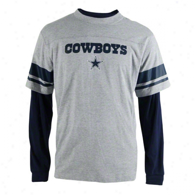 Dallas Cowboys Option 3-in-1 Long Sleeve T-shirt Combo Pack