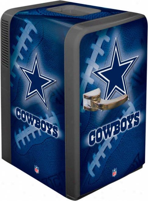 Dallas Cowboys Portable Tailgate Fridge