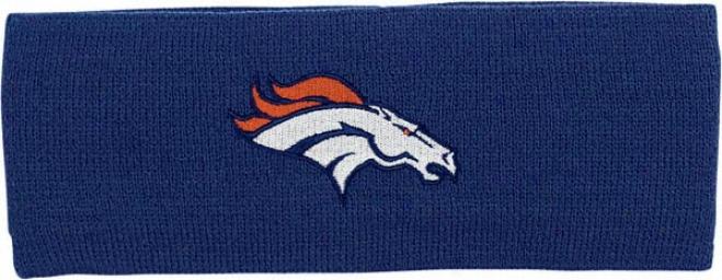 Denver Broncos Basic Logo Cold Weather Knit Headband