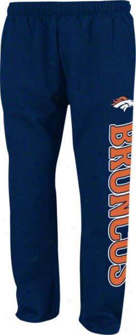 Denver Broncos Kids (4-7) Post Game Flece Pant