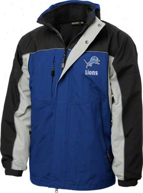 Detroit Lions Jackef: Reebok Teton Jacket