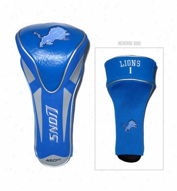 Detroit Lions Jumbo Apex Headcover