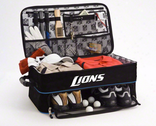 Detroit Lions Stem Organizer: Golf Locker