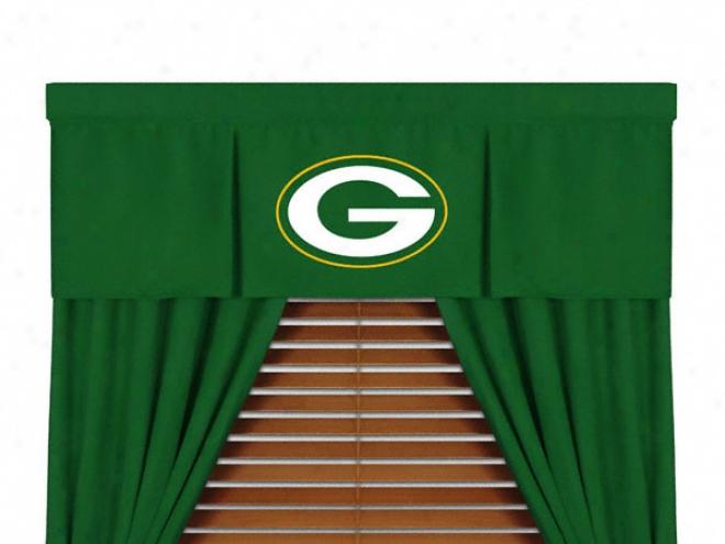 Green Bay Packers Mvp Valance