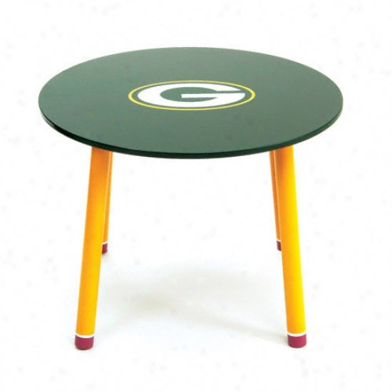 Green Bay Packers Team Table