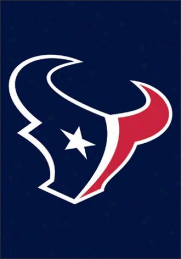 Houston Texans Window Flag