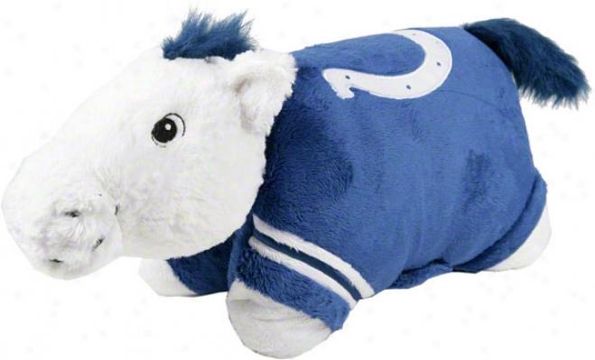 Indianapolis Colts Blue Pillow Pet