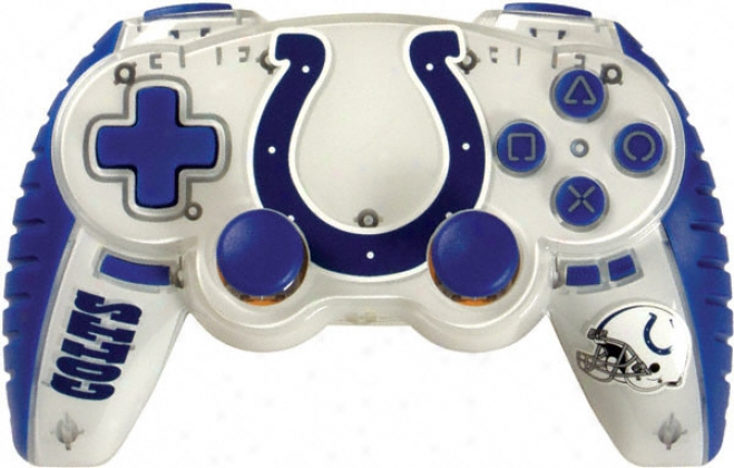 Insianapolis Colts Playstation 3 Wireless Controller