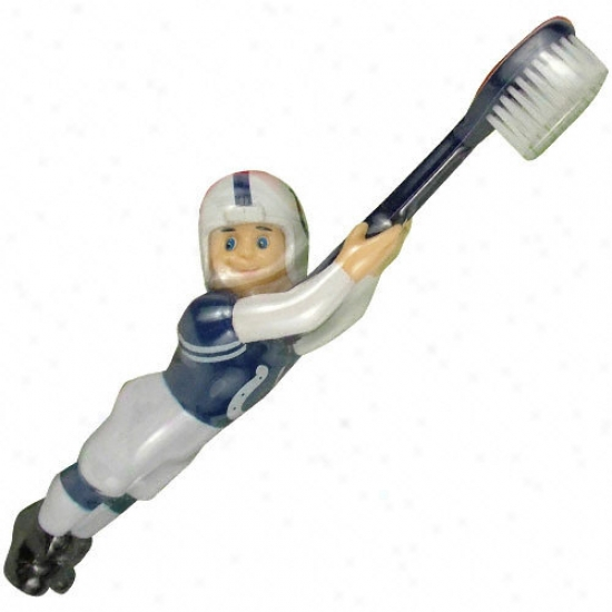 Indianapolis Coltz Toothbrush