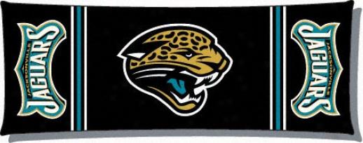 Jacksonville Jaguars Body Pillow