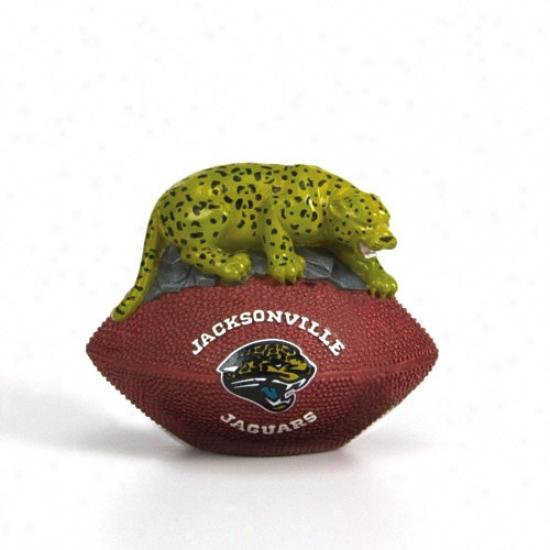 Jacksoncille Jaguars Football Paperweight
