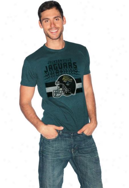 Jackksonville Jaguars Sole Coverage Tri-blend T-shirt