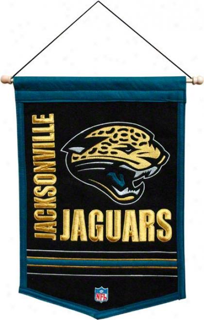 Jacksonville Jaguars Traditions Banner