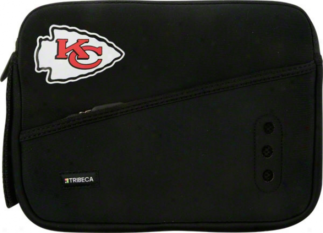 Kansas City Chiefs 10&quot Laptop Sleeve