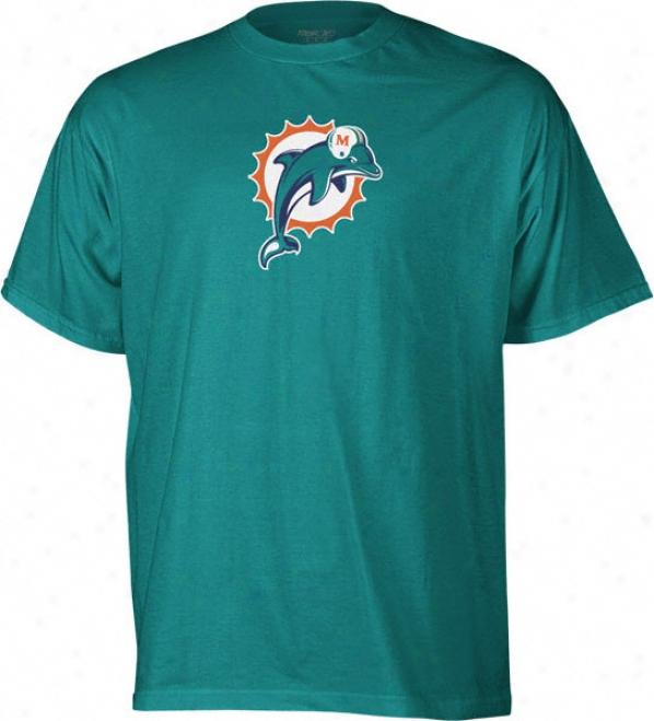 Miami Dolphins Logo Premier T-shirt