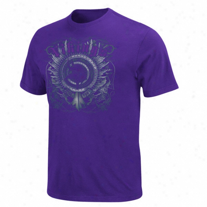 Mihnesota Vikings Supremacy Strategy T-shirt