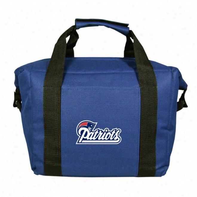 New England Patriots 12 Pack Cooler