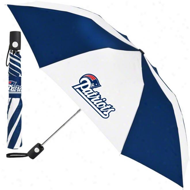 New England Patriots Automatic Folding Umbrella