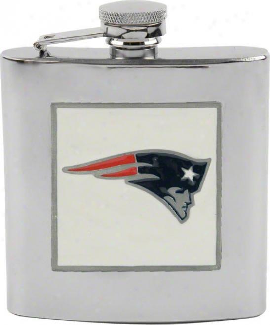 New England Patriots Hip Flask