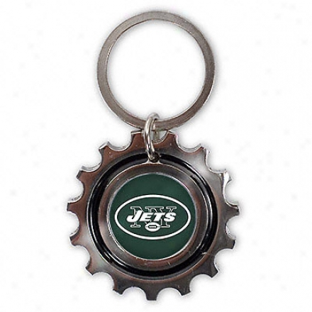 New York Jets Gear Key Chain