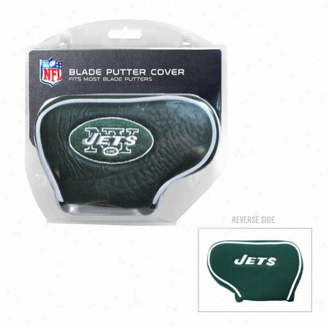 New York Jets Putter Cover - Blade