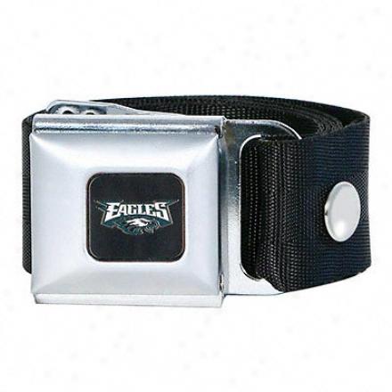 Philadelphia Eagles Auto Seat Belt