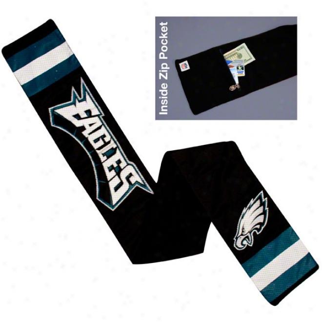 Philadelphia Eagles Jersey Scarf