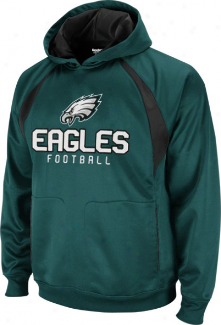 Philadelphia Eagleq Youth Pullover Active Hoofed Sweatshirt