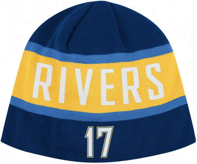 Philip Rivers San Diego Chargers Player Name & Number Knit Hat