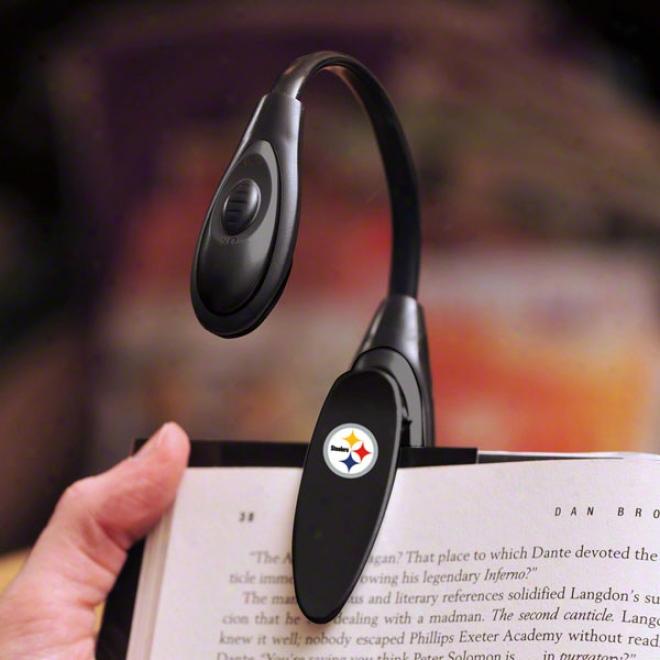 Pittsburgh Steelers Led Book Lamp
