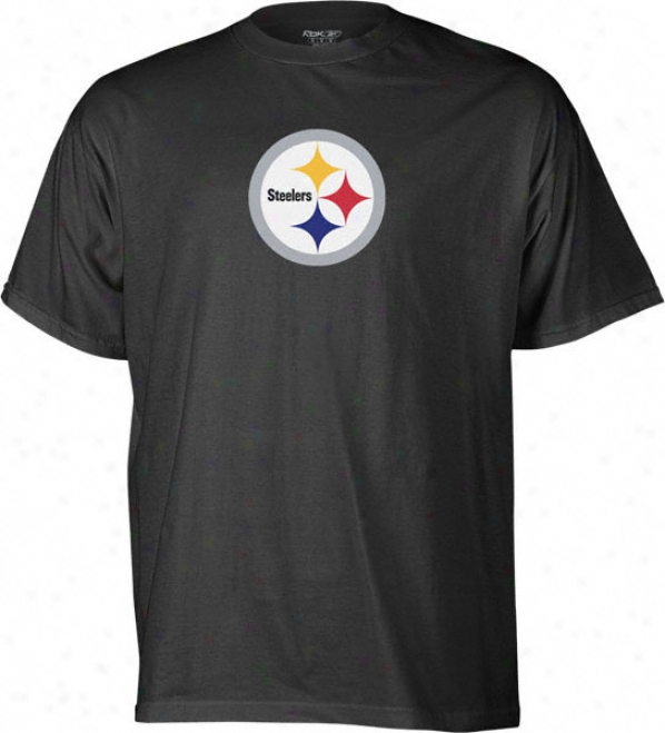 Pittsburgh Steelers Logo Premier T-shrit