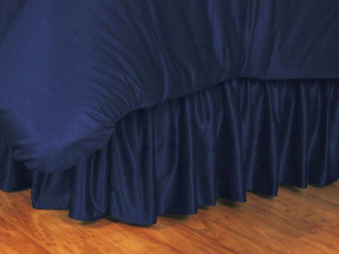 San Diego Chargers Queen Bedskirt