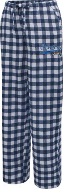 San Diego Chargers Women's Navy Paramount Pants