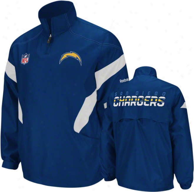 San Diego Chargers Youth 2011 Sideline Hot Jacket