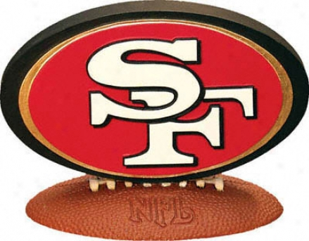 San Francisco 49ers 3d Team Logo