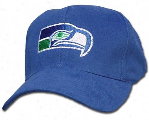 Seattle Seahawks Fiber Optic Hat
