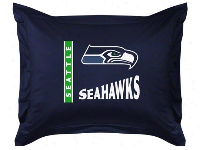 Seattle Seahawks Locker Room Sham