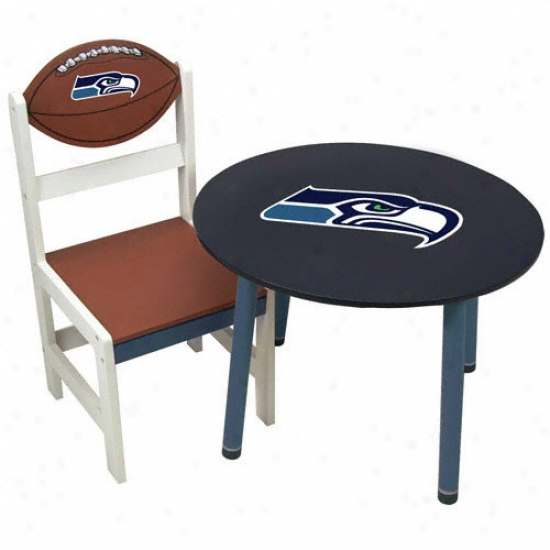 Seattle Seahawks Team Chair