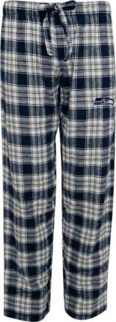 Seattle Seahawks Women's Harmony Flannel Pants