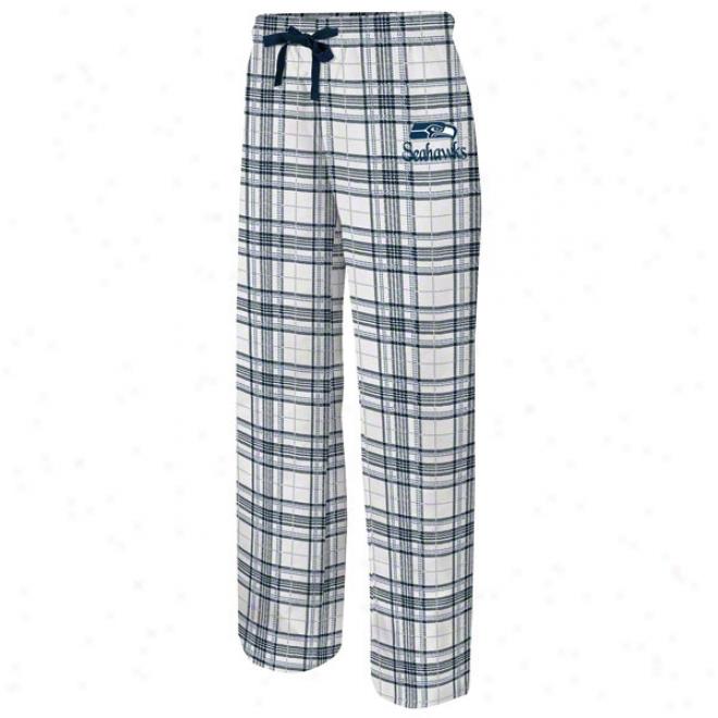 Seattle Seahawks Women's Monday Night Ii White Pants