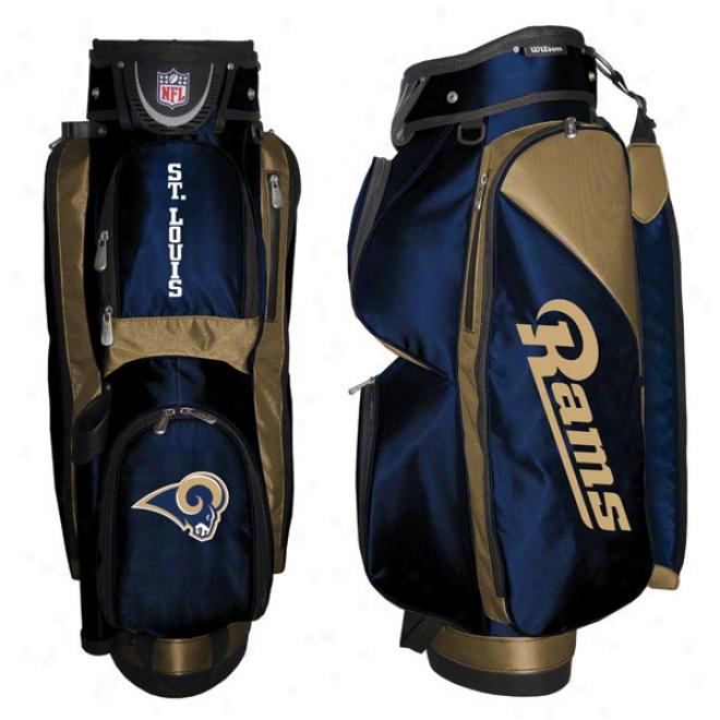 St. Louis Rams Carry Golf Bag