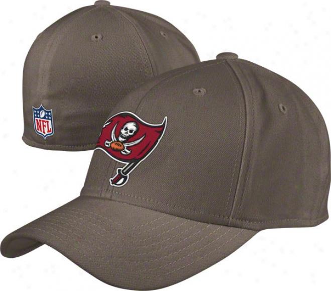 Tampa Bay Buccaneers Flex Hat: 2011 Sideline Structured Flex Hat