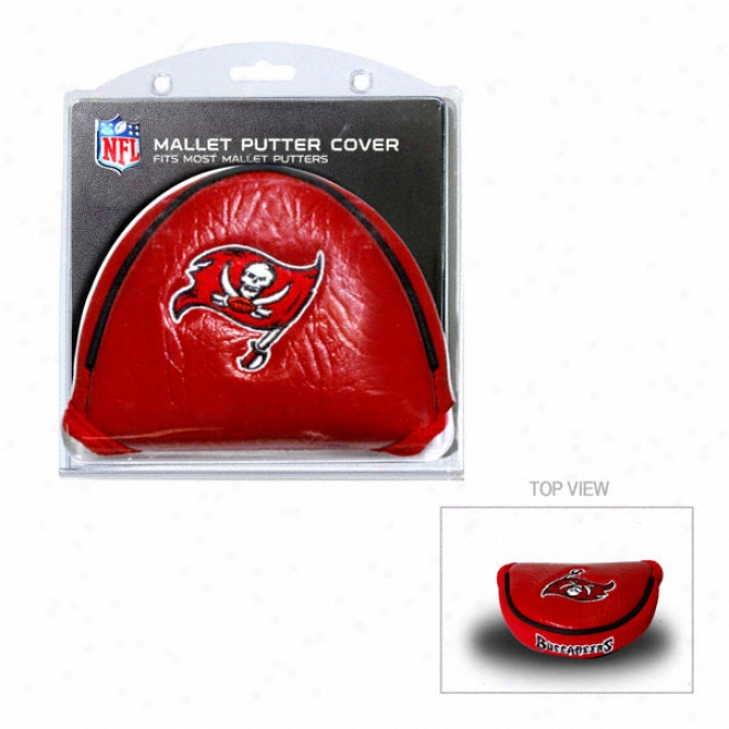 Tampa Bay Buccaneers Putter Cover - Mallet