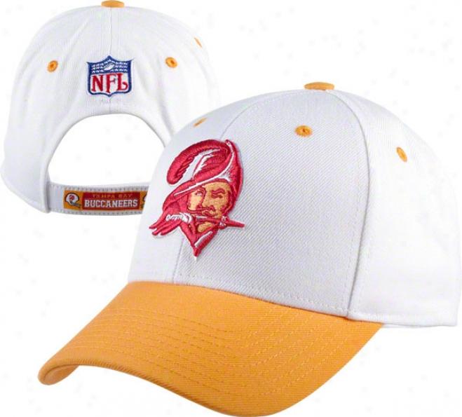 Tampa Bark Buccaneers Throwwback Logo Hat
