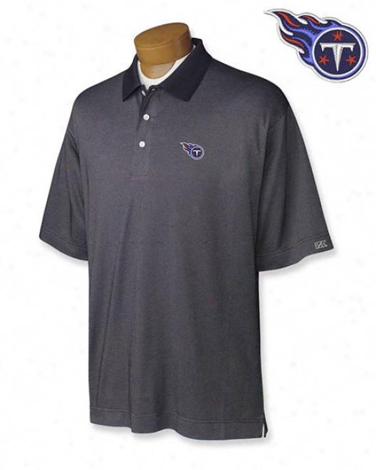 Tennessee Titans Cb Drytec Birdseye Polo